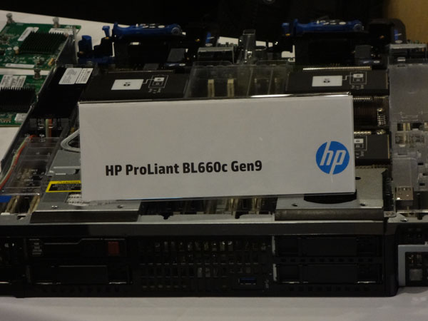 Сервер HP ProLiant DL580 Gen9