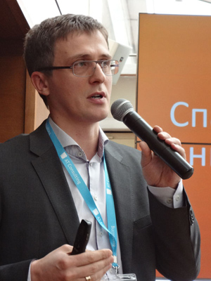 Партнер компании AT Consulting, директор блока Business Intelligence Андрей Нугманов