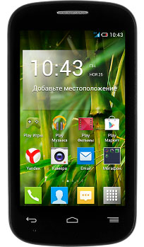 Optima – неполный аналог Alcatel One Touch Pop C3
